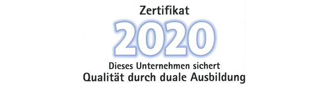 Duale Ausbildung 2020