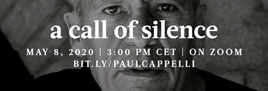 A Call of silence for Paul Cappelli
